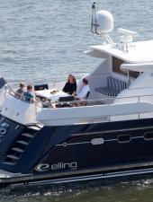 Новая  яхта  Elling  E6 В НАЛИЧИИ, ЗА РУБЛИ!