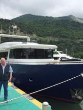 Российские стальные яхты Popilov Yachts - теперь, от компании Adventor Yachts