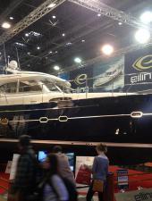 Моторные яхты Elling в Дюссельдорфе – итоги выставки.